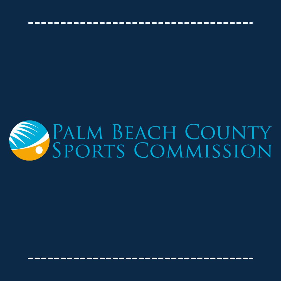 Palm Beach County Sports Commission Logo